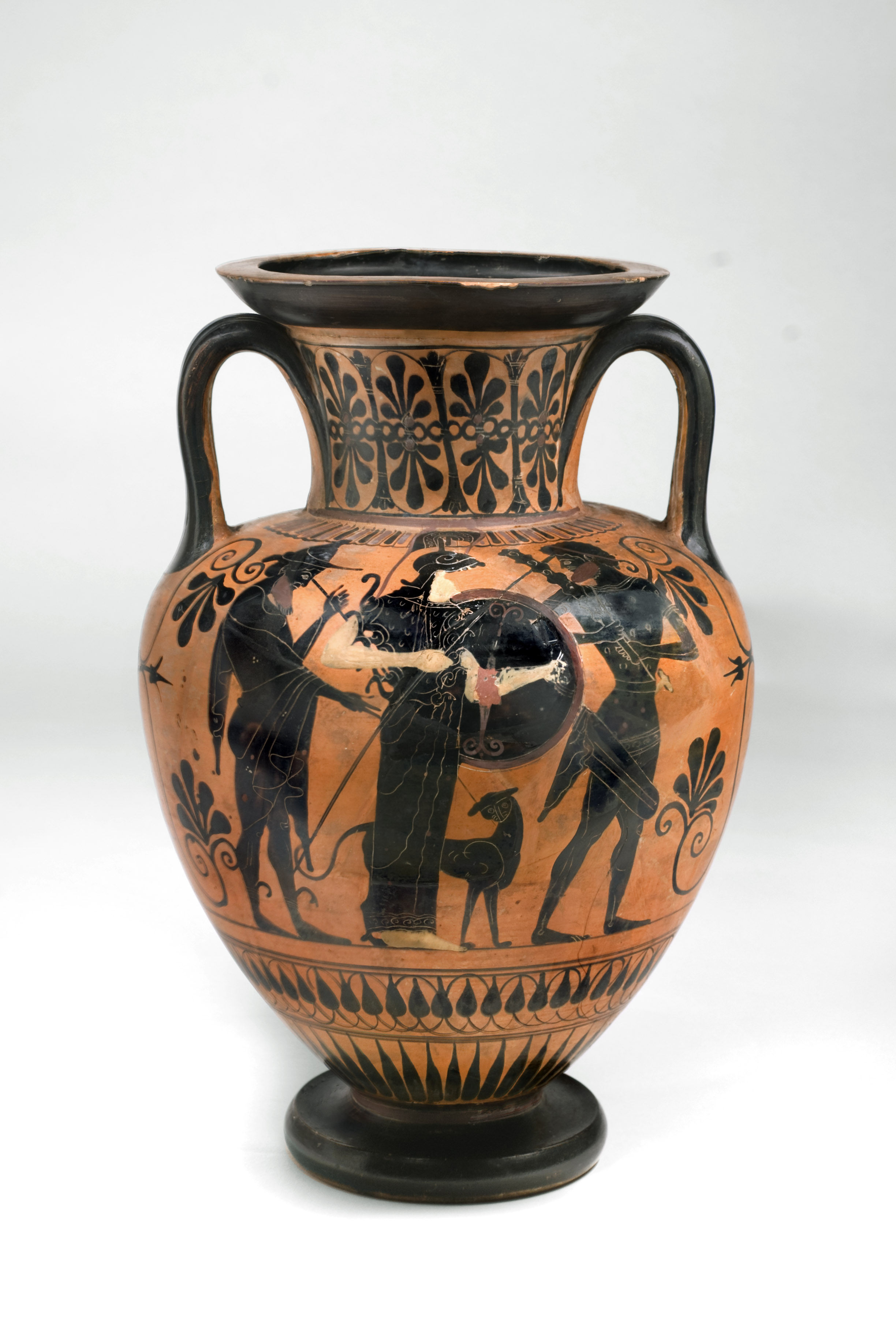the influence of greek pottery art