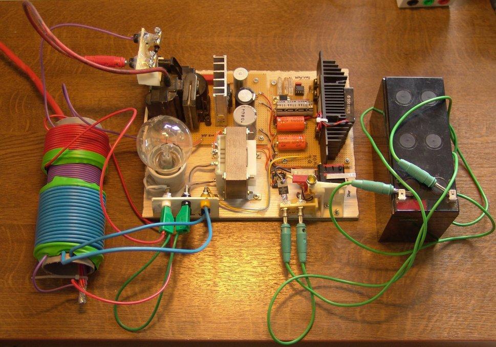 Источники свободной энергии своими руками фото 183